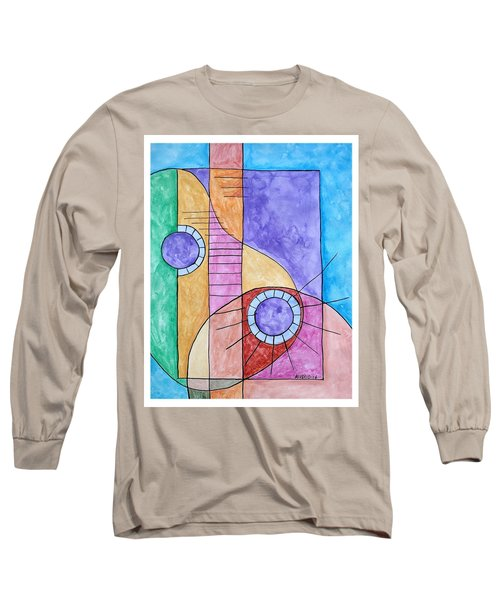Fade Out Long Sleeve T-Shirt