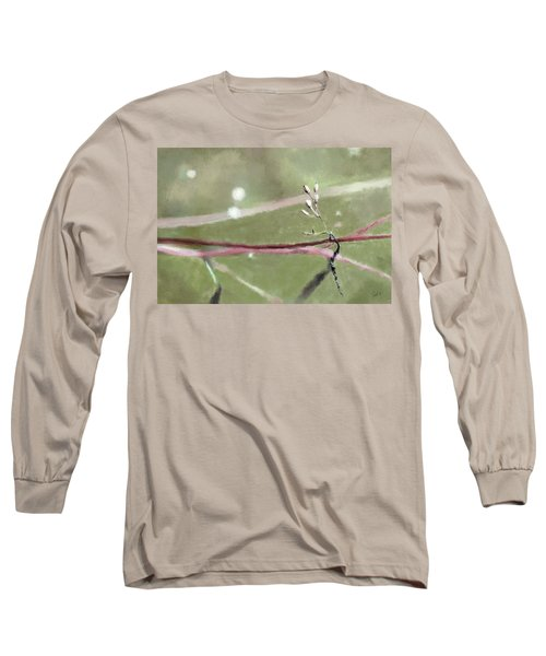 Fading Long Sleeve T-Shirt