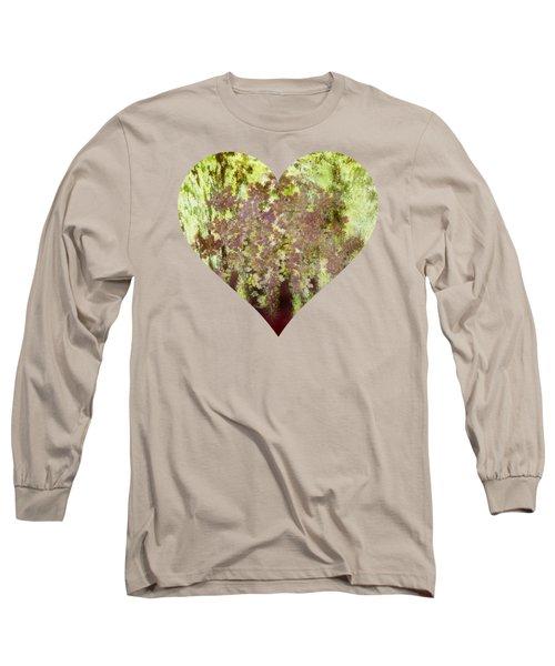 Fading Summer Long Sleeve T-Shirt by Anita Faye