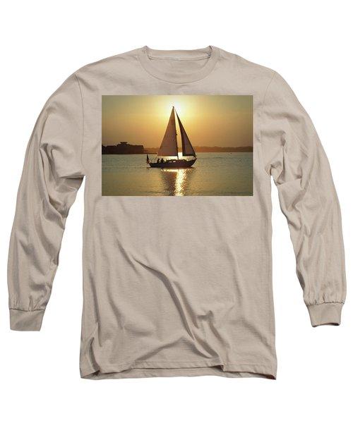 Fading Sun Long Sleeve T-Shirt