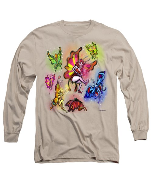 Faeries Long Sleeve T-Shirt