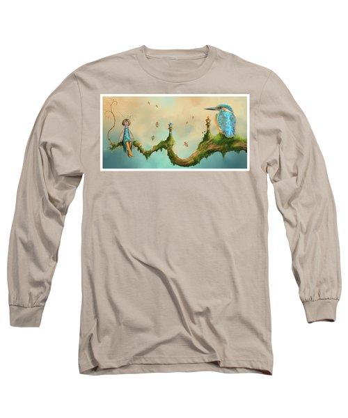 Fairy Chess Long Sleeve T-Shirt