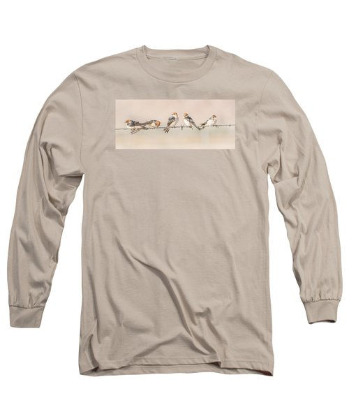 Fairy Martins Long Sleeve T-Shirt