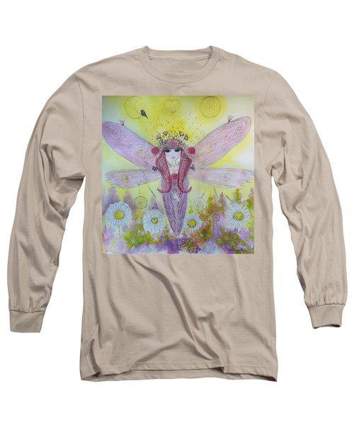 Fairy Messenger  Long Sleeve T-Shirt