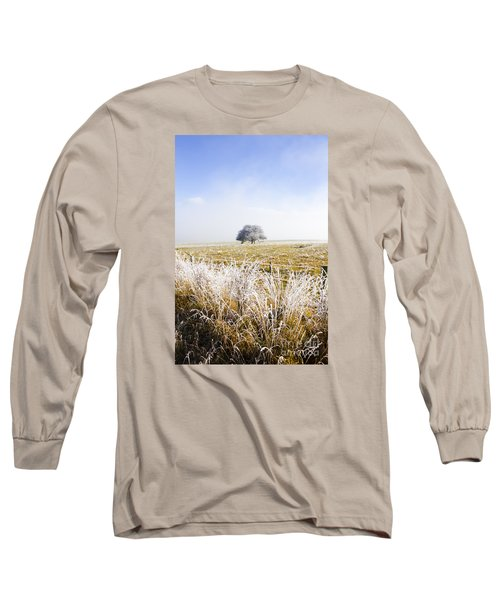 Long Sleeve T-Shirt featuring the photograph Fairytale Winter In Fingal by Jorgo Photography - Wall Art Gallery