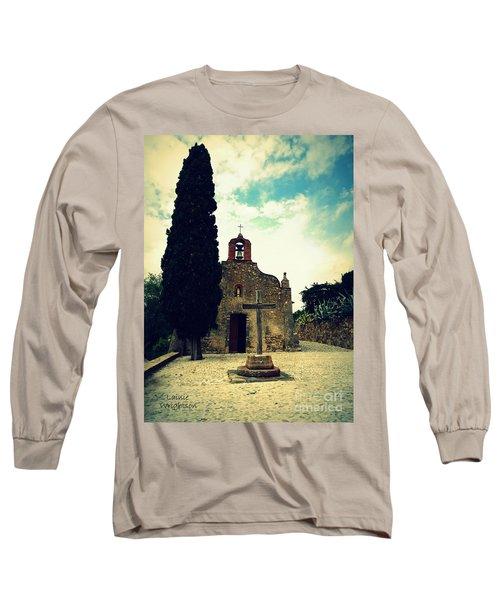 Faith Hope Love Long Sleeve T-Shirt