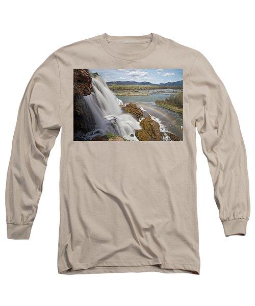 Fall Creek Falls Long Sleeve T-Shirt
