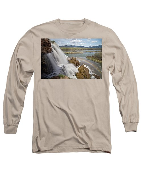 Fall Creek Falls Long Sleeve T-Shirt