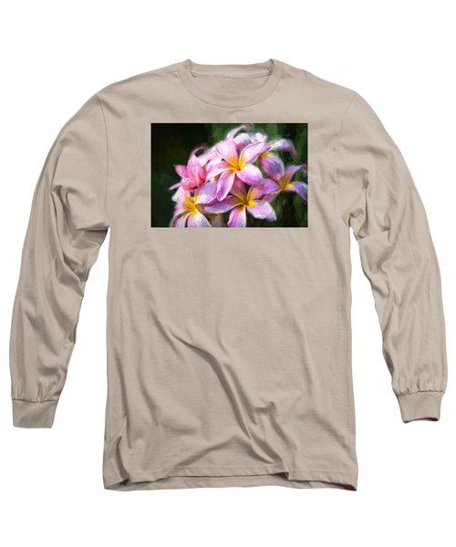 Fall Flowers V.2 Long Sleeve T-Shirt