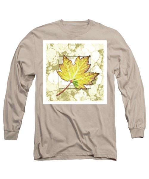 Fall Gold Long Sleeve T-Shirt