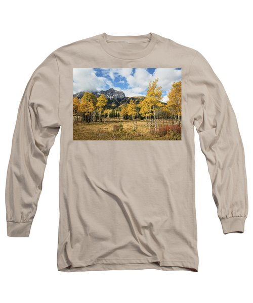 Fall In Kananaskis Long Sleeve T-Shirt