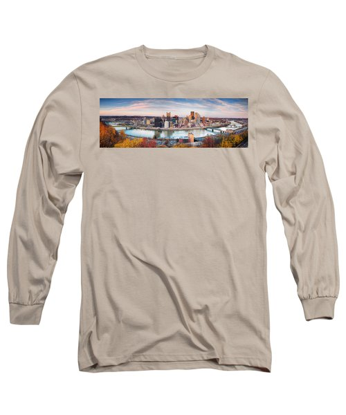 Fall In Pittsburgh  Long Sleeve T-Shirt