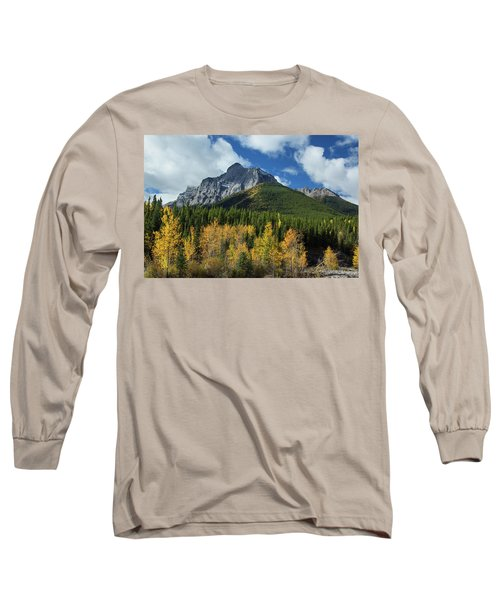 Fall In The Rockies Long Sleeve T-Shirt