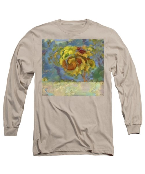 Fall Is In The Air Long Sleeve T-Shirt