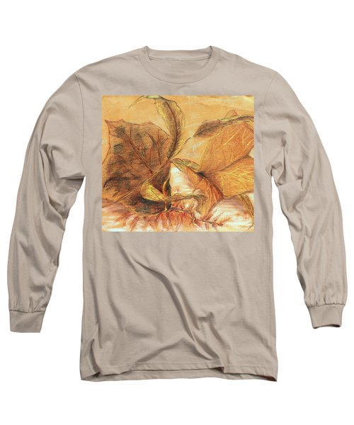Fall Leaves Long Sleeve T-Shirt