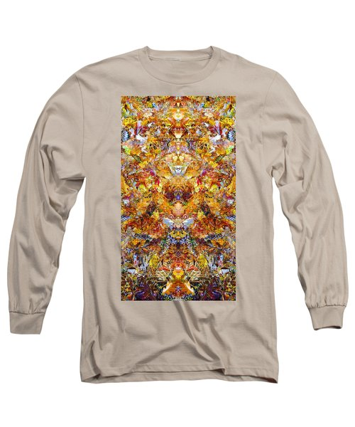 Fall Of The Leaf Gods  Long Sleeve T-Shirt