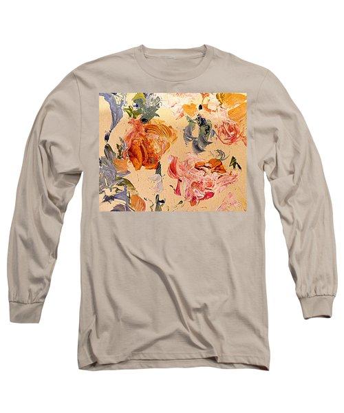 Fall Roses Long Sleeve T-Shirt