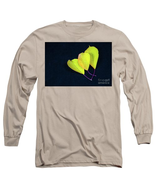 Long Sleeve T-Shirt featuring the photograph Fall Season Colors by Kennerth and Birgitta Kullman