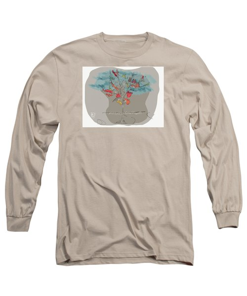Fall To Peaces Long Sleeve T-Shirt