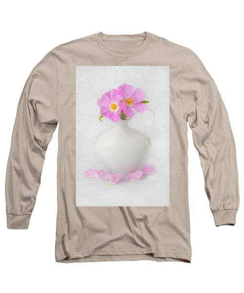 Fallen Petals Long Sleeve T-Shirt
