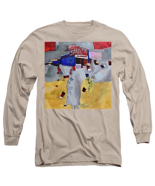 Falling City Long Sleeve T-Shirt