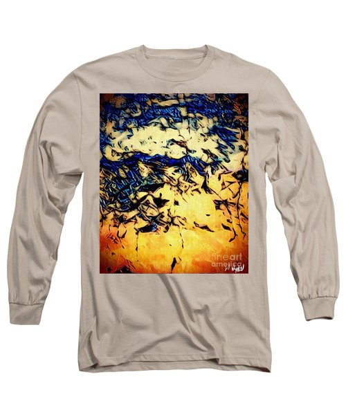 Falling Sky Long Sleeve T-Shirt