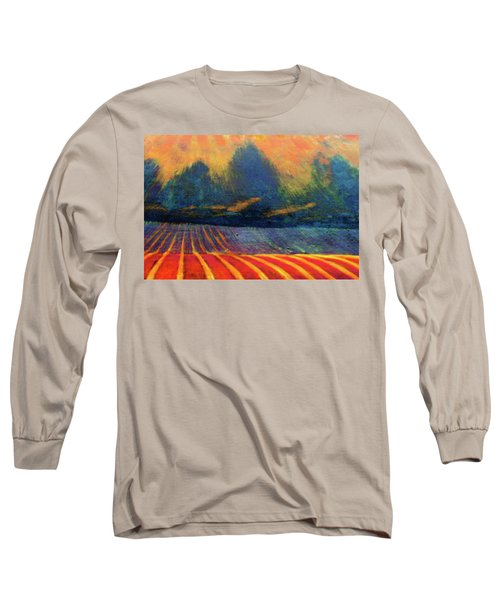 Fallow Field 2 Long Sleeve T-Shirt
