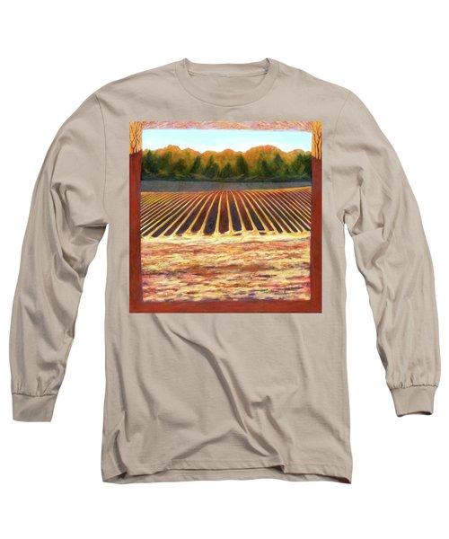 Fallow Field Long Sleeve T-Shirt