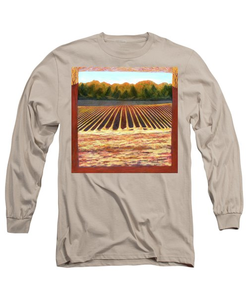 Fallow Field Long Sleeve T-Shirt