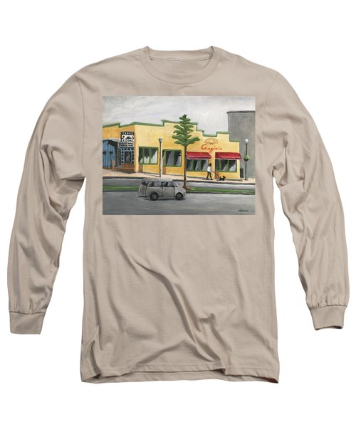 Falls Church Long Sleeve T-Shirt