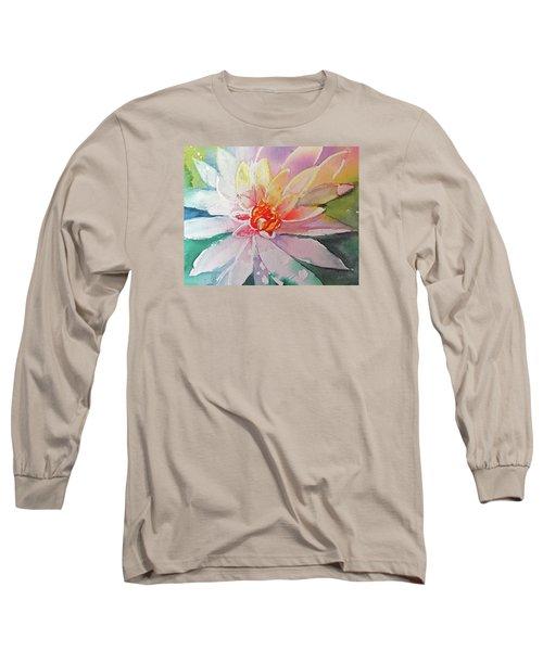 Fantasy Flower Long Sleeve T-Shirt