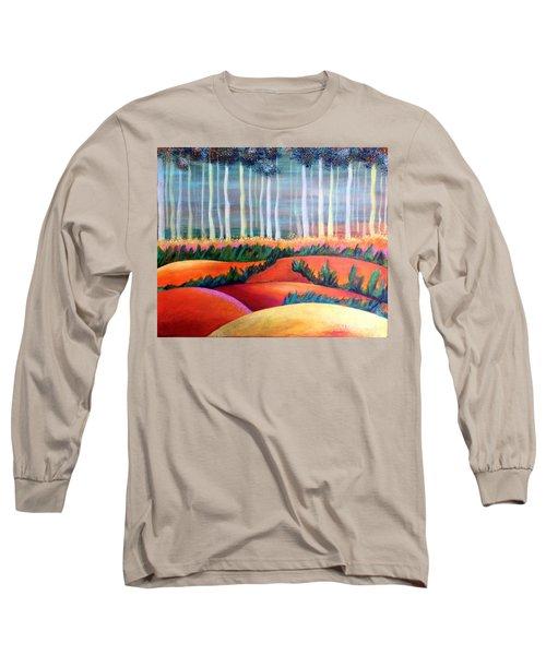 Through The Mist Long Sleeve T-Shirt
