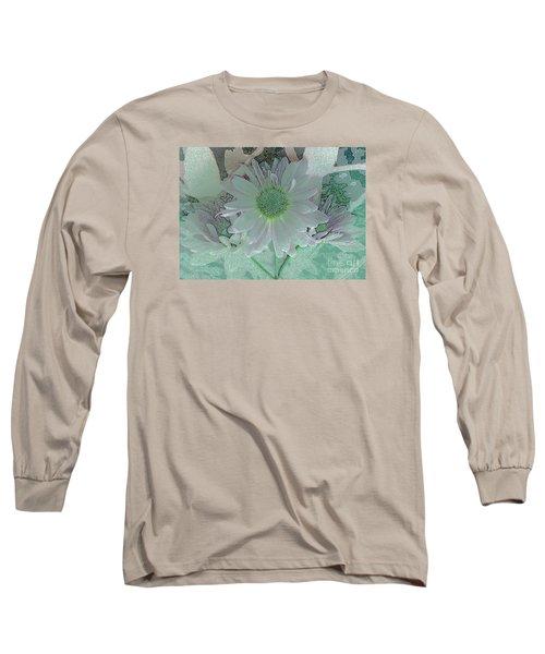 Fantasy Garden Long Sleeve T-Shirt by Barbie Corbett-Newmin