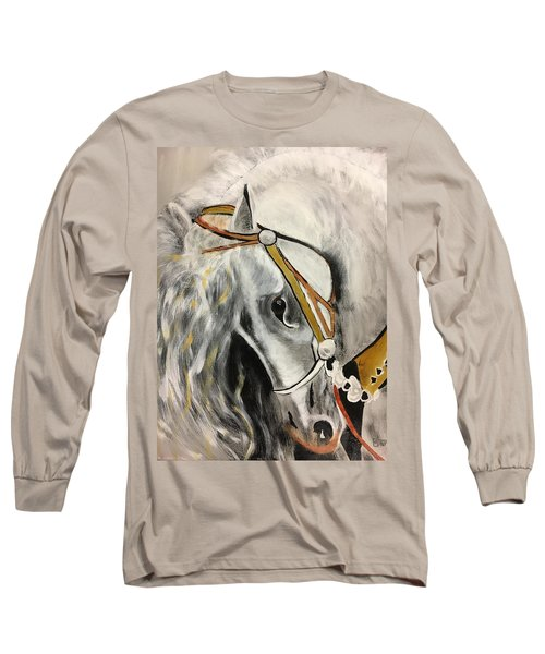 Fantasy Horse Long Sleeve T-Shirt