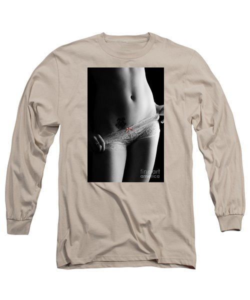 Fantasy In A Bow Long Sleeve T-Shirt