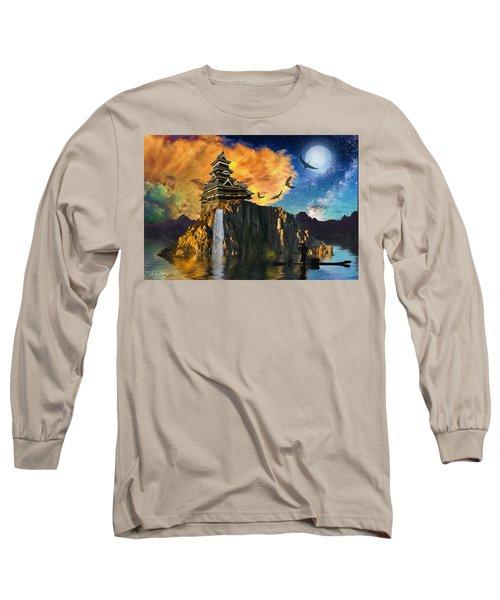 Far Away To The East Long Sleeve T-Shirt