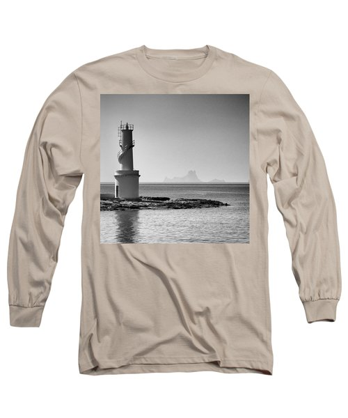 Far De La Savina Lighthouse, Formentera Long Sleeve T-Shirt