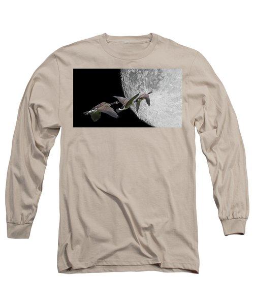 Far Off-course Long Sleeve T-Shirt