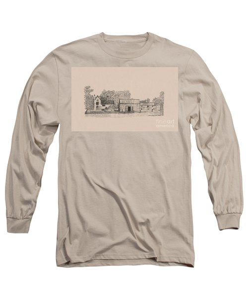 Farm Dwellings Long Sleeve T-Shirt