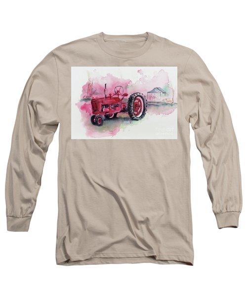 Farmall Long Sleeve T-Shirt