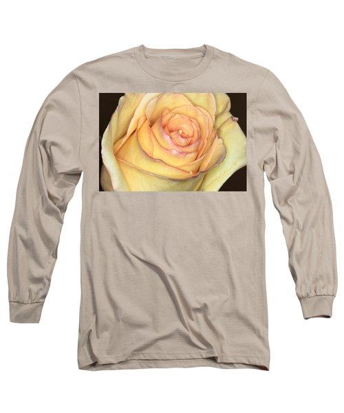 Favorite Yellow Long Sleeve T-Shirt