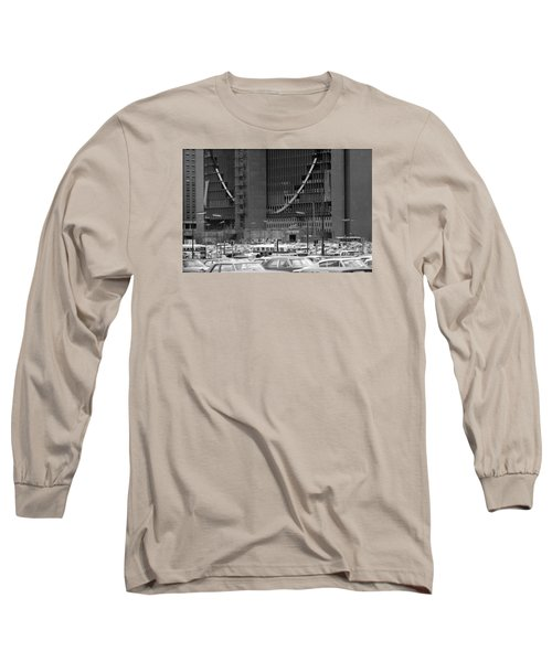 Federal Reserve Under Construction Long Sleeve T-Shirt