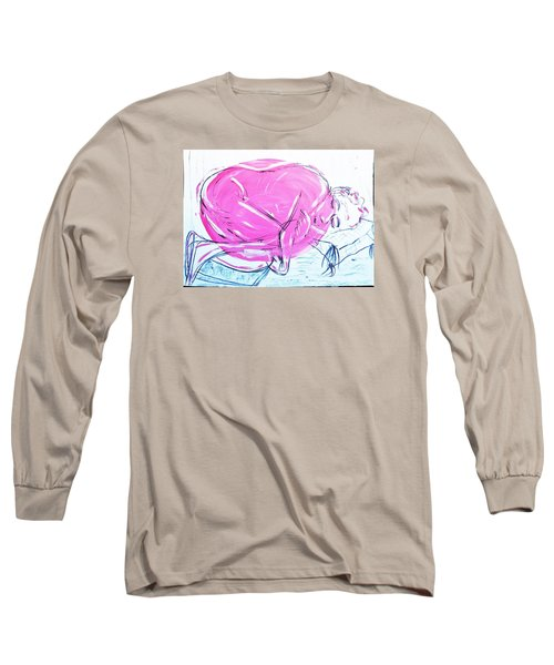 Feeling Cosy Long Sleeve T-Shirt