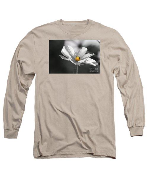 Feeling Fresh  Long Sleeve T-Shirt by Yumi Johnson