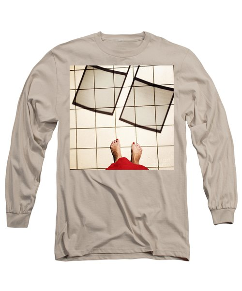 Feet Around The World #28 Long Sleeve T-Shirt