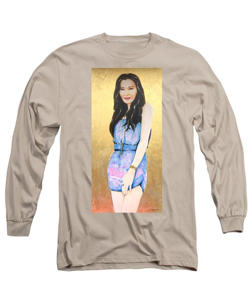 Felicia Lim Long Sleeve T-Shirt