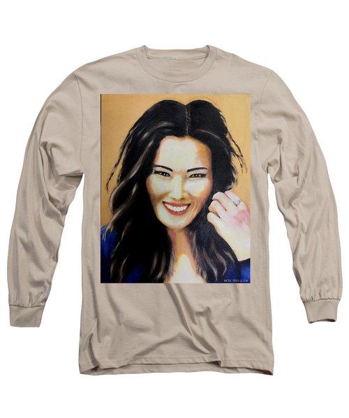 Felicia Long Sleeve T-Shirt