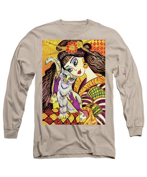 Feline Rhapsody Long Sleeve T-Shirt