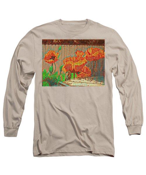 Fence Art Long Sleeve T-Shirt