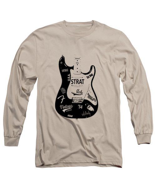 Fender Stratocaster 54 Long Sleeve T-Shirt